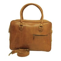 Travel Fred Leather Bag