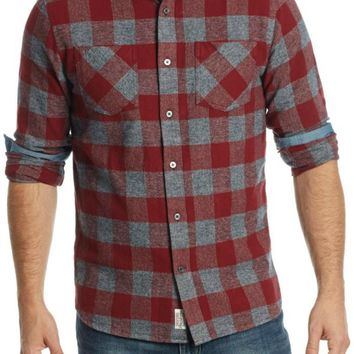 Harrels Flannel Shirt