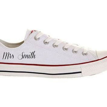 Best Customized Converse For Weddings Products on Wanelo ca3c0663d