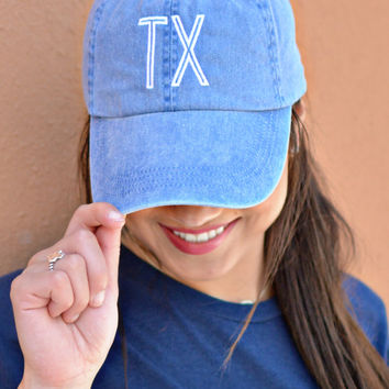 Charlie Southern State Hat - Blue Texas