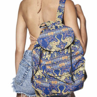 Parade Backpack Blue