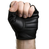Aitken Hellbent Gloves Fingerless (Black)