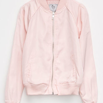 FULL TILT Classic Girls Bomber Jacket | Jackets + Vests