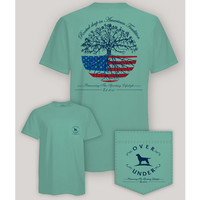 Over Under - Rooted in American Tradition Tee