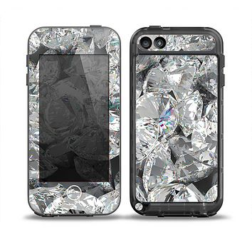 The Scattered Diamonds Skin for the iPod Touch 5th Generation frē LifeProof Case