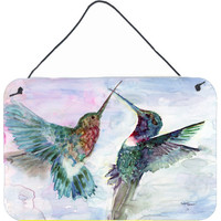 Hummingbird Combat Wall or Door Hanging Prints 8968DS812