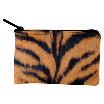 Tiger Fur Coin Purse