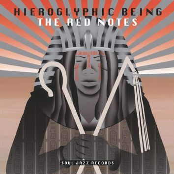 Hieroglyphic Being - The Red Notes [LP] (download)