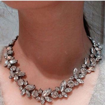 Royal Crystal Necklace