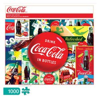 Coca-Cola Pause and Refresh 1000-pc. Puzzle