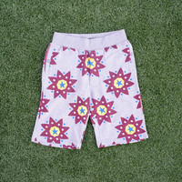 Play Cloths Kudu Sweatshorts - Heather Grey