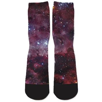 Galaxy Oasis Socks