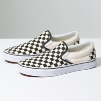 Vans Slip-on Pro(ChckrBrd)Black