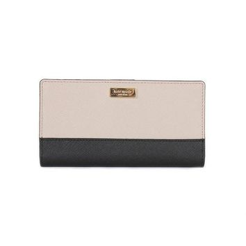 ESBON2D Kate Spade New York Laurel Way Stacy Saffiano Leather Wallet