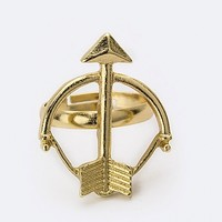 BOW & ARROW ICONIC RING