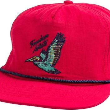 FREEDOM ARTISTS PELI SNAPBACK