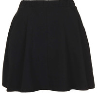 Black Pocket Skater Skirt - Skirts - Clothing - Topshop