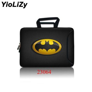 Batman Dark Knight gift Christmas Batman Laptop bag Tablet Case Notebook Sleeve Cover 10 12 13 14 15 15.6 17 inch Briefcase For Asus HP Acer Lenovo SBP-23064 AT_71_6