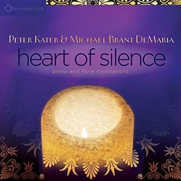 Michael Brant DeMaria - Heart of Silence: Piano and Flute Meditations