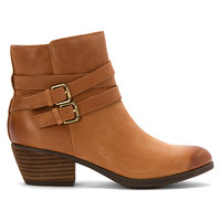 Clarks Gelata Fresca | Women's - Dark Tan Leather