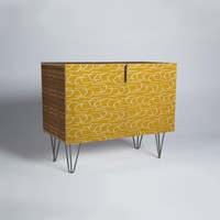 Heather Dutton Going Places Sunkissed Credenza