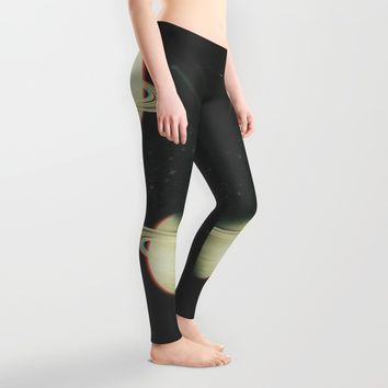 The Twins Leggings by DuckyB (Brandi)
