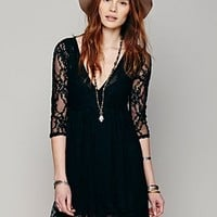 Free People Womens Forever Yours Dress