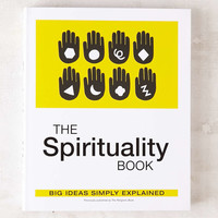 The Spirituality Book: Big Ideas Simply Explained By DK Publishing - Urban Outfitters