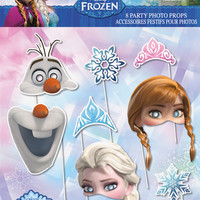 Disney Frozen Photo Props