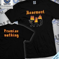 "Basement ""Fire Cat"" Shirt"