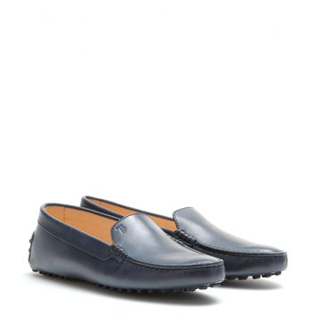 tod's - new gommini devon loafers
