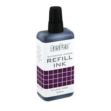 Purple Refill Ink Bottle
