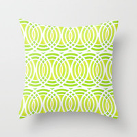 Citrus Throw Pillow by Dale Keys | Society6