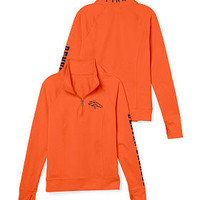 Denver Broncos Athletic Half-Zip Pullover - PINK - Victoria's Secret