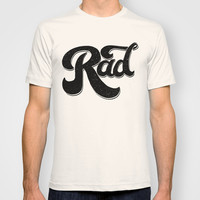 Rad T-shirt by Matthew Taylor Wilson