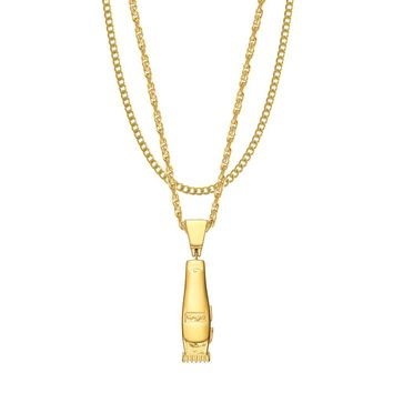 Mister Clipper Necklace