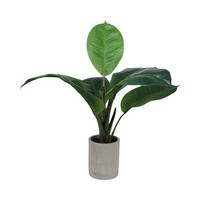 20 X 20 X 22 Inch Green Artificial Plant