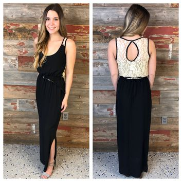 In any Event Maxi Dress