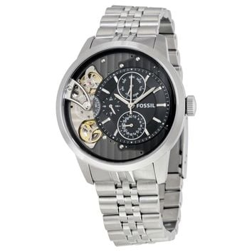Fossil Townsman Multi-Function Black Dial Mens Watch ME1135