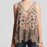 Free People Cami - Full Blossom Trapeze