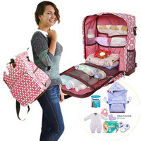 Tustin Mom Locker Bag by Baby in Motion
