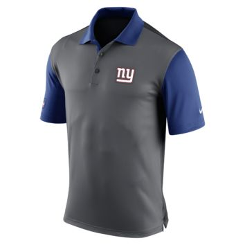 Nike Preseason (NFL Giants) Men's Polo Shirt