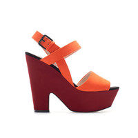 COMBINATION WEDGE - Wedges - Shoes - Woman - ZARA United States