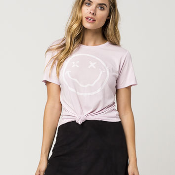 I.O.C. By Icon Happy Crew Womens Tee | Graphic Tees