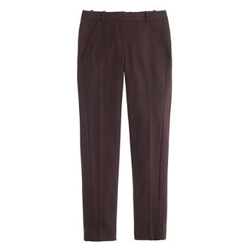 J.Crew Womens Maddie Pant In Bi-Stretch Wool