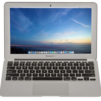 "Apple MacBook Air 11"" Core i5 1.6GHz Uograded. Refurbished with 90 day warranty"