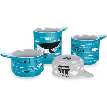 Under The Sea Stacking Measuring Cups