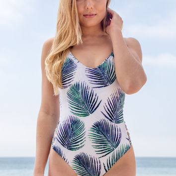 Stone Fox Swim - Hermosa One Piece | Petrogleaf