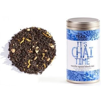 It's Chai Time Tea - Vanilla Spice & Black Loose Leaf Tea