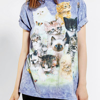 Urban Outfitters - The Mountain So Many Kittens Tee